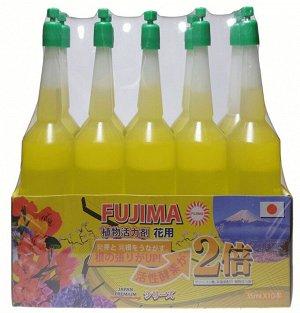 Удобрение для деревьев Желтое Fujima (10 шт.).