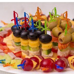 Скоро, скоро Новый год. Всё для праздника, игрушки, сувениры — Шпажки для бутербродов — Все для Нового года