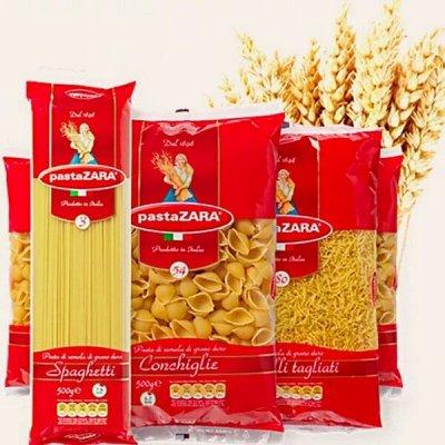 Экспресс! Тушенка по ГОСТу! Новое поступление! — Макароны «PastaZara» — Макаронные изделия