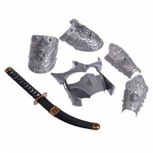 Набор ниндзя «Шредер», 7 предметов