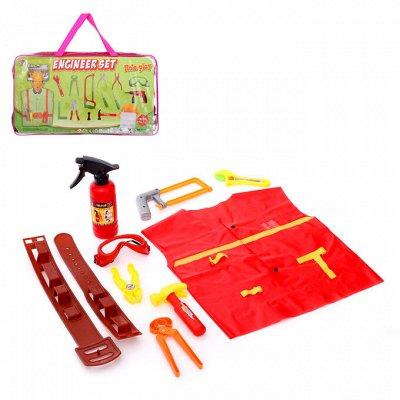 Сима - Игрушки для мальчиков — Наборы пожарного — Игрушки и игры