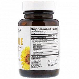 Dr. Mercola, Витамин E, 30 капсул
