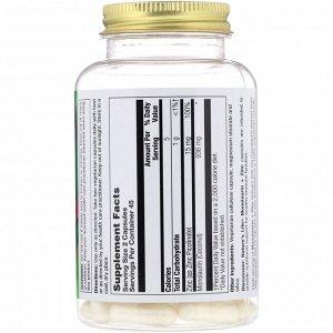 Nature&#x27 - s Life, Монолаурин и цинк, 90 вегетарианских капсул