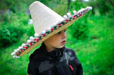 Отличные термобоксы по смешным ценам, гамаки, кепки 25RUS   — Шляпа Сомбреро. Оригинально, бюджетно — Шляпы