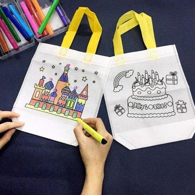 Витражные пленки для декора, товары для дома — ⭐ Эко сумки-раскраски