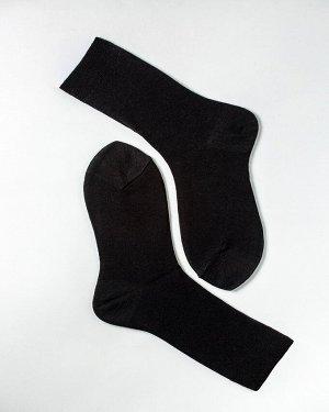 4С80 Носки мужские однотонный демисезонные