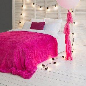 Покрывало Taeppe Цвет: Ярко-Розовый. Производитель: Dome