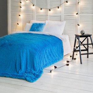 Покрывало Taeppe Цвет: Голубой (220х240 см). Производитель: Dome