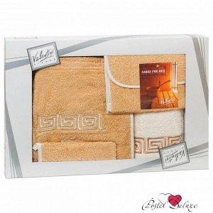 Набор для сауны Fashion Цвет Песочный