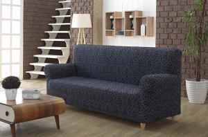 Чехол для мебели Maracaibo Цвет: Антрацитовый (Двухместный). Производитель: Karna