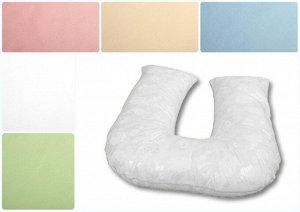 Наволочка К Подушке Для Беременных С Цвет Белый (35х400)