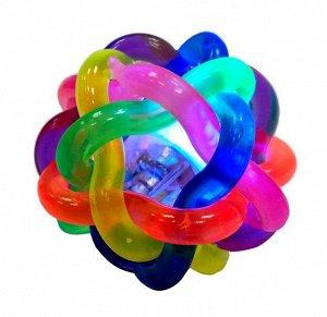 Petpark игрушка для кошек  Мячик светящийся, пластик