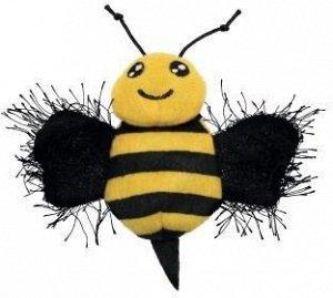 KONG игрушка для кошек Better Buzz Пчела, хрустит, с кошачьей мятой