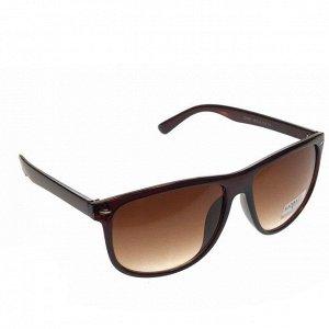 Стильные мужские очки Oux кофейного цвета.