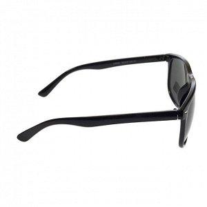 Стильные мужские очки Oux чёрного цвета.