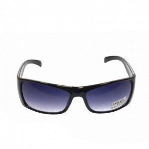 Стильные мужские очки LTD с затемнёнными линзами.