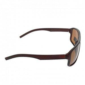 Стильные мужские очки Suare в матовой оправе кофейного цвета.
