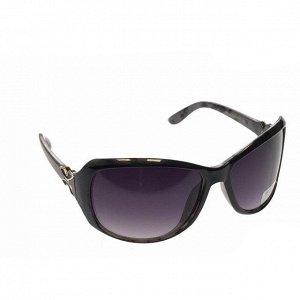 См. описание. Стильные женские очки Angelis чёрного цвета.