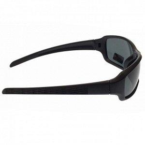 Стильные мужские очки Nexus в матовой оправе с чёрными линзами.