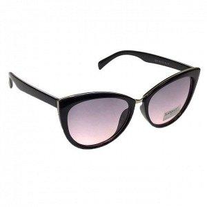 Стильные женские очки Viven в чёрной оправе.