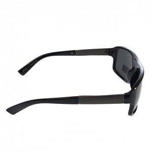 Стильные мужские очки Marx в матовой с чёрными линзами.
