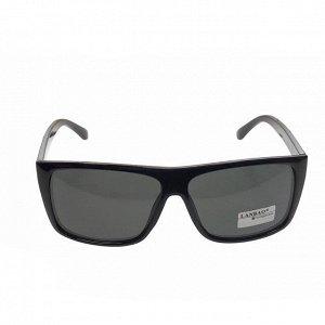 Стильные мужские очки Mars чёрного цвета.
