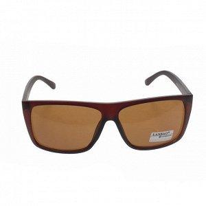 Стильные мужские очки Mars кофейного цвета.