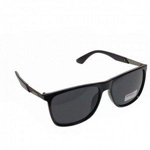 Стильные мужские очки Onix в матовой оправе с затемнёнными линзами.