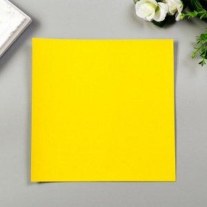 """Цветной картон """"Волны""""  бархатный, А5, набор 5шт"""