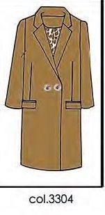 Пальто CAPPOTTO M-LUNGA