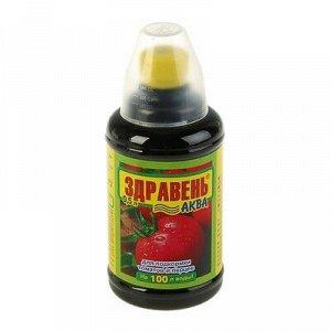 Удобрение Здравень-аква для томатов и перцев, с мерным стаканчиком, 0,5 л