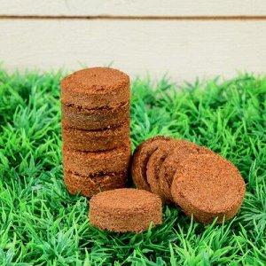 Таблетки кокосовые d=32 мм, (набор 10 шт)