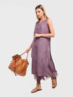 Платье ВИНТУР 03311R Сливовый
