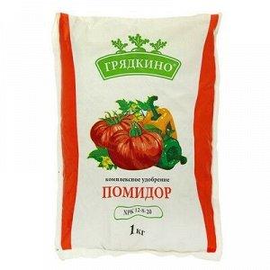 """Удобрение комплексное """"Грядкино"""" Помидор, 1 кг"""
