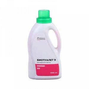 Жидкость для биотуалета, Sannifresh, 1 л, для верхнего бака, концентрат