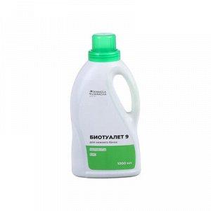 Жидкость для биотуалета, Sannifresh, 1 л, для нижнего бака и выгребных ям, концентрат