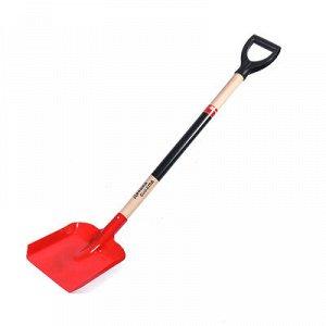 (ДС) Лопата совковая с черенком и V-ручкой 040138