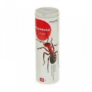 Средство от садовых муравьев Муравьед Туба 120 г
