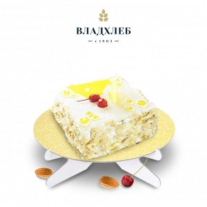 Торт «Аленушка» (сырный)