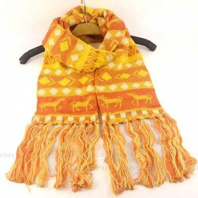 Платки, шарфы на любой случай 2 — Теплые шарфики — Платки и шарфы