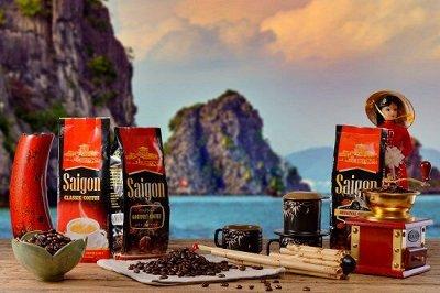 Кофе из Японии. Дриппакеты - это удобно!   — Saigon. Вьетнам — Молотый кофе