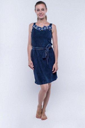 Сарафан Moriah Цвет: Тёмно-Синий. Производитель: Cascatto