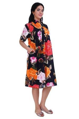 Платье Madeline Цвет: Мультиколо. Производитель: Ганг