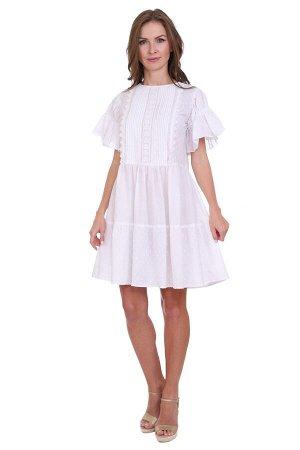 Платье Shaye Цвет: Белый. Производитель: Ганг