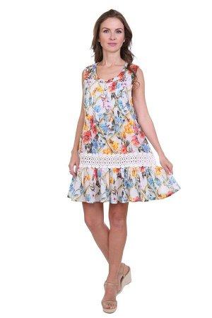Платье Meed Цвет: Мультиколор. Производитель: Ганг