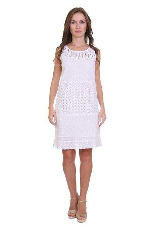 Платье Malandra Цвет: Белый. Производитель: Ганг
