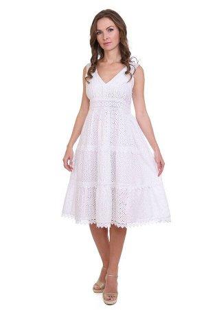 Платье Autumn Цвет: Белый. Производитель: Ганг