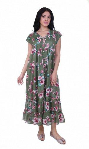 Платье Haze Цвет: Мультиколор,Зеленый. Производитель: Ганг