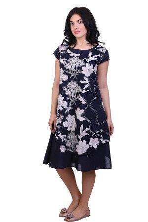 Платье Clarence Цвет: Синий. Производитель: Ганг