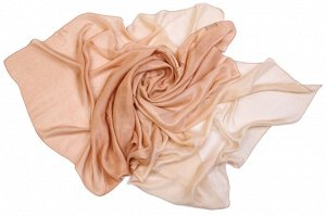 Накидка-палантин Monica Цвет Бежевый (100х180 см)